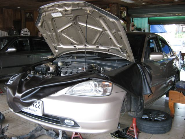 รับซ่อมเกียร์ออโต้ รถยนต์ทุกรุ่นโดยเฉพาะ HONDA รับประกันผลงาน 1 ปี