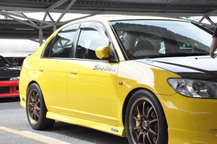 Meeting85#Honda fest    12 มิ.ย. 2554  By DoNuT