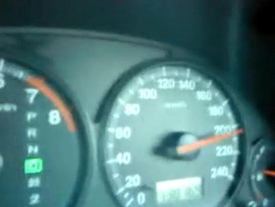 ใครเคยขับได้200km/hrบ้าง ยกมือขึ้น!