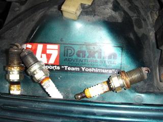 Re: ใช้หัวเทียนของอะไรดี เมื่อไปติดแก๊ซ