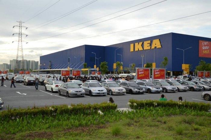 ภาพบรรยากาศมีตติ้งใหญ่ ณ IKEA