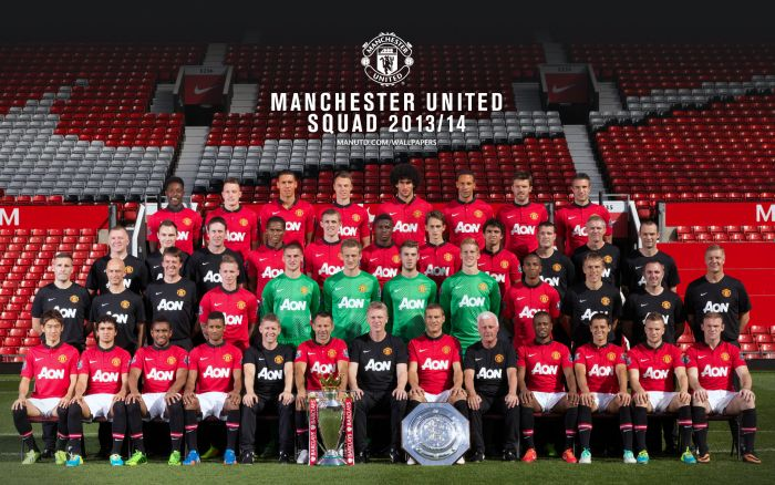 Manchester United  2013/14