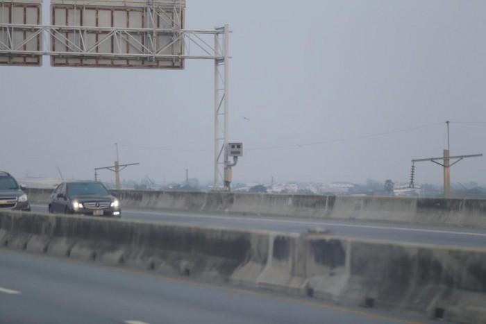 เตือนกล้องจับความเร็ว ชาวนนทบุรี