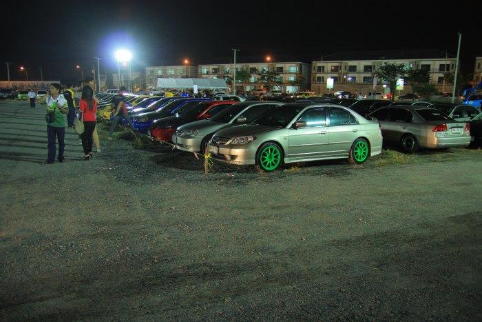 งาน Honda Day Live Night Race 2013 16 พ.ย เมืองทองธานี