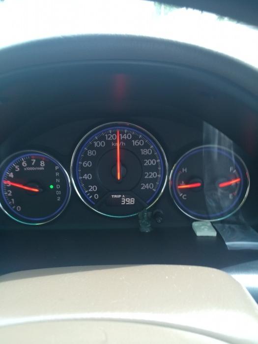 ลองความเร็วที่ขับปกติทุกวัน