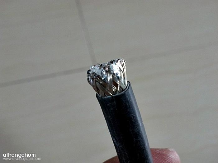 DIY ทำระบบ Ground wire 4 จุด ใหม่สักหน่อย มันเน่าหมดแล้ว