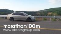 Marathon100m