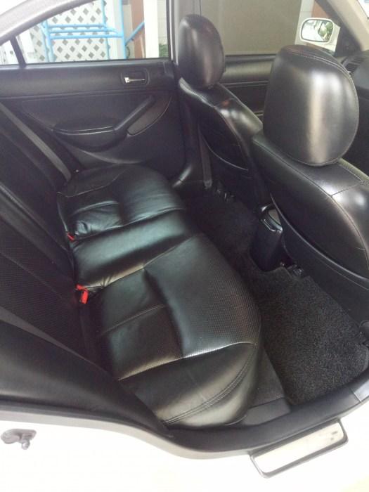 ขาย Civic RX 1.7 สีขาว Auto 2005