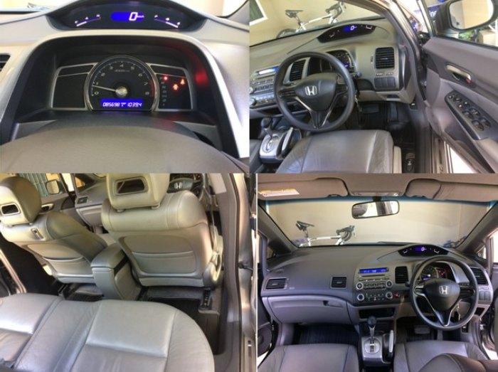 ขาย HONDA Civic FD ปี06 S(AS)AT เกียร์ออโต้ ABS/AIRBAG เบาะหนังแท้โรงงาน เจ้าของเดียวมือแร
