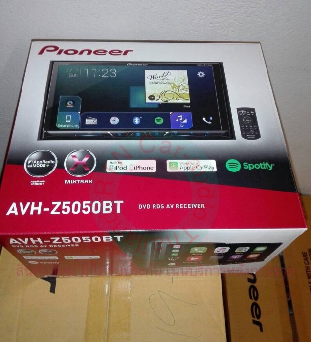 อัพเดต 28/07/60  pioneer avh-z5050bt  ราคา 14500 บาท  สินค้าใหม่ ประกันศูนย์ไทย pioneer รุ่น avh-z5050bt สินค้าประกันไทย มีของ  pioneer  รุ่น avh-z5050bt ราคา 14500 บาท  PIONEER AVH-Z5050BT ราคา 14500 บาท สินค้าใหม่ ประกันไทย มีของ  ราคาดังกล่