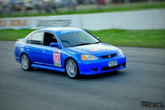 รถ DEMO Car ES1 BY Lkki5 Racing Shop