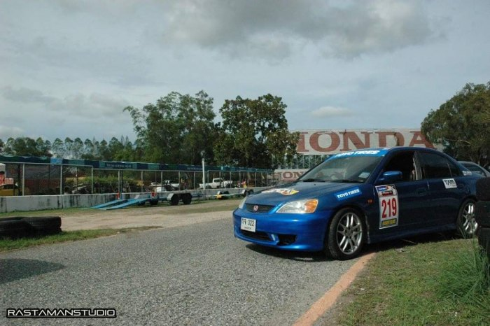 รถ DEMO Car ES1 BY Lkki5 Racing Shop
