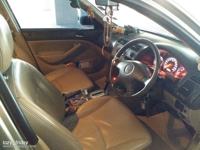 [ขาย]Honda Civic S AT 2005[ขายแล้วค่ะ]