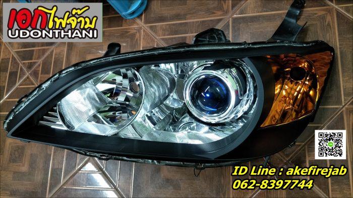 Civic Es NHK KH6 3.2 inch